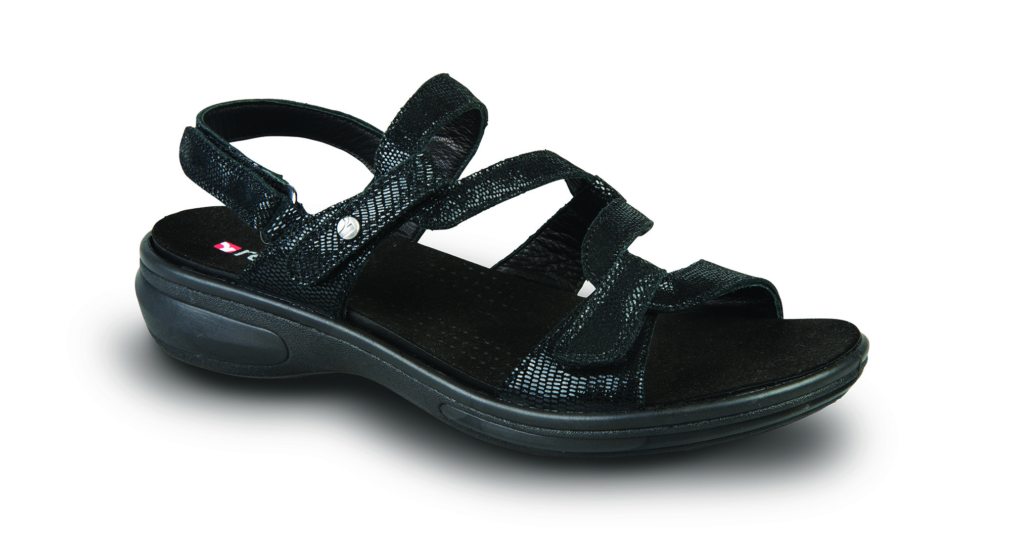 Miami Black Lizard Revere Sandal Podiatry On Plenty