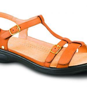Revere Milan Tan Sandals