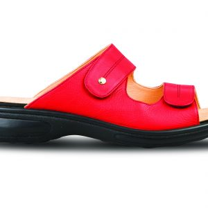 Revere - Florence Red Sandals