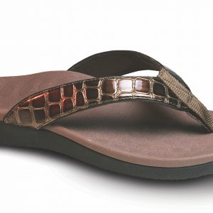 Scholl Orthaheel - Sonoma Croc Shoes