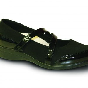 Orthaheel Oh Erin Black Shoe