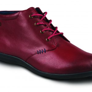 Revere Wanaka Lace Boot – Cherry Red