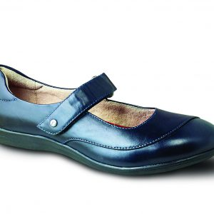 Revere Amalfi Navy Shoe