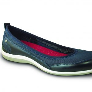 Revere Charlotte Navy Shoe
